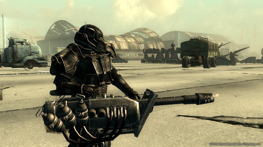 Fallout3: Broken Steel