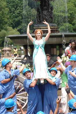 Amy Adams in Walt Disney Pictures