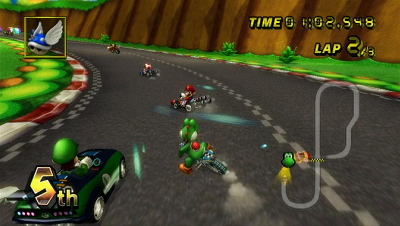 Mario Kart Wii: Karts vs. Bikes