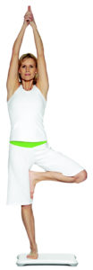 Wii Fit Tree Yoga Pose