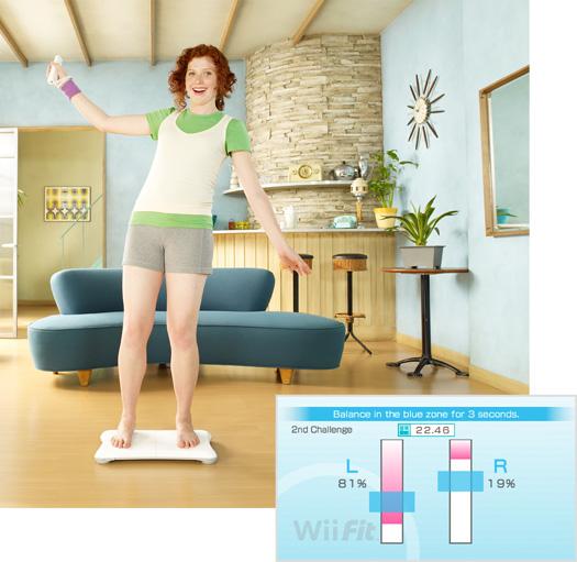 Wii Fit Balance
